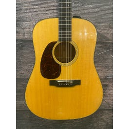 Martin D-18 Retro Left-Handed Acoustic Guitar