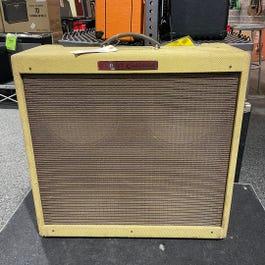 """Fender 59 Bassman Reissue LTD 4 x 10"""" 45-watt Tube Combo Amp"""