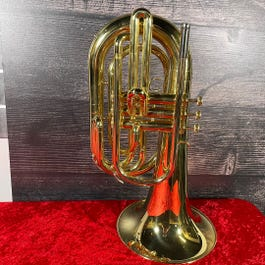 Image for YBH301M Marching Baritone Horn from SamAsh