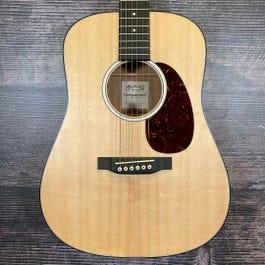 Martin DJR-10 Dreadnaught Junior Acoustic Guitar (Natural)