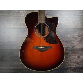 Yamaha AC1M-TBS Acoustic-Electric Guitar (Tobacco Sunburst)