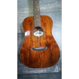 D'Angelico DAPMINIKOA1 Acoustic Guitar