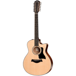 Image for 356ce Grand Symphony 12-String Acoustic-Electric Guitar from SamAsh