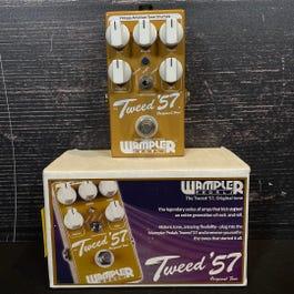 Wampler Tweed '57 Vintage Overdrive Guitar Pedal