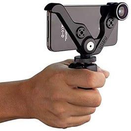 Rode RODEGRIP Plus  Mount/Lens Kit For iPhone