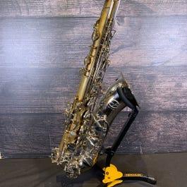 MacSax 8 Rose Vintage Body Nickel Bell (Tenor) Saxophone