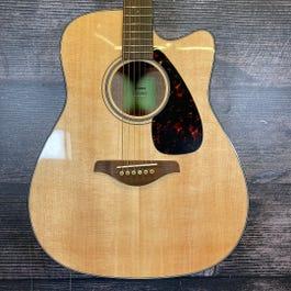 Yamaha FGX800C Acoustic/Electric Guitar