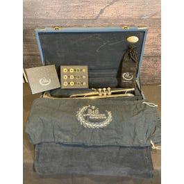 B&S Heritage Trumpet (Silver) Trumpet
