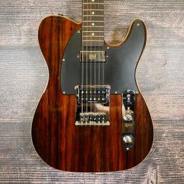 Michael Kelly Mod 55 Custom Collection Electric Guitar (Striped Ebony)