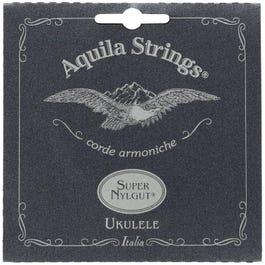 Aquila 100U Super Nylgut Soprano Ukulele Strings, Key of C, GCEA