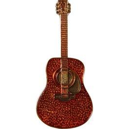 Aim Music Martin D-45 - Mini Guitar Pin
