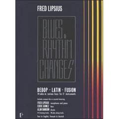 Image for Blues & Rhythm Changes for E Flat Instruments (Book/CD) from SamAsh