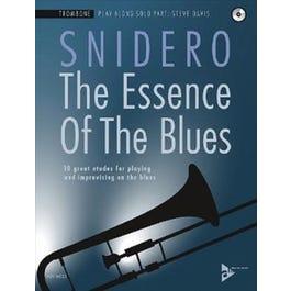 Jamey The Essence Of The Blues - Trombone-Book & CD
