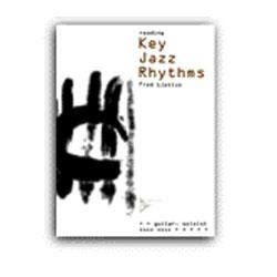 Image for Reading Key Jazz Rhythms for Guitar (Book and CD) from SamAsh