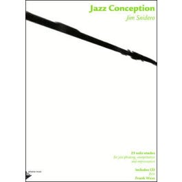 Jamey Jazz Conception for Flute Book and CD