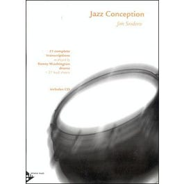 Jamey Jazz Conception for Drums Book and CD