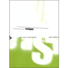 Image for Easy Jazz Conception for Trumpet (Book/CD) from SamAsh