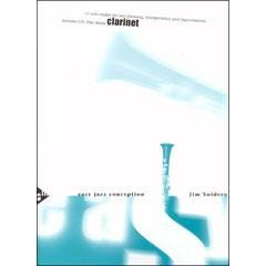 Image for Easy Jazz Conception For Clarinet Book and CD from SamAsh