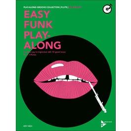 Jamey Easy Funk Play-Along - Flute-Book/CD