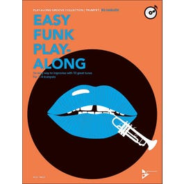 Jamey Easy Funk Play-Along - Trumpet-Book/CD