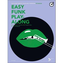 Jamey Easy Funk Play-Along - Trombone-Book/CD