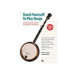 Image for Teach Yourself 5-String Banjo from SamAsh