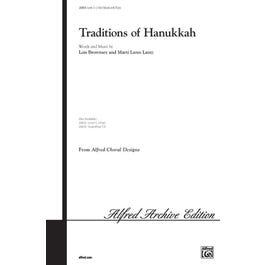 Alfred Traditions of Hanukkah-3-Part Mixed Choral Octavo