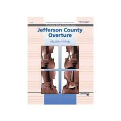Image for Jefferson County Overture (Score and Parts) from SamAsh