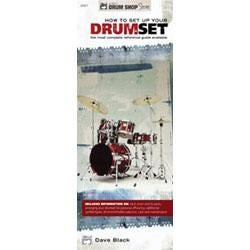 Image for How to Set Up Your Drumset (Handy Guide) from SamAsh
