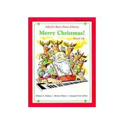 Image for Basic Piano Course: Merry Christmas! Book 1A from SamAsh
