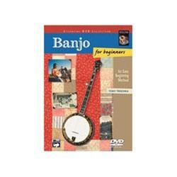 Image for Banjo for Beginners (DVD) from SamAsh