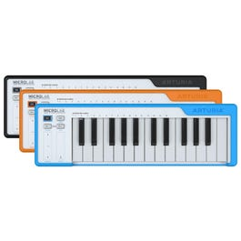 Image for MicroLab Smart 25-Key MIDI Controller from SamAsh
