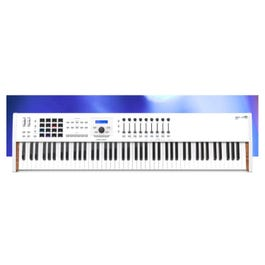 Image for Keylab 88 MKII MIDI Controller (White) from SamAsh