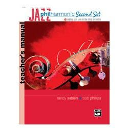 Image for Jazz Philharmonic Second Set (Accompaniment CD) from SamAsh