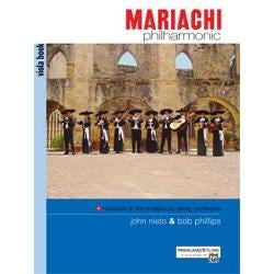 Image for Mariachi Philharmonic for Viola (Book and CD) from SamAsh