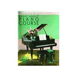 Image for Alfred's Basic Adult Piano Course - Lesson Book Level 2 (Book Only) from SamAsh