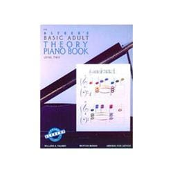 Image for Alfred's Basic Adult Piano Course - Theory Book Level 1 from SamAsh