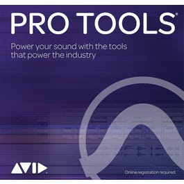 Image for Pro Tools 1 Year Subscription Renewal (Retail Edition - 1-Year Perpetual License with Software Updates + Support Boxed) from SamAsh