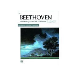 Image for Beethoven Moonlight Sonata from SamAsh