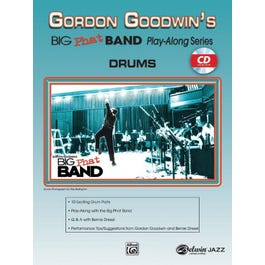 Alfred Gordon Goodwin's Big Phat Band Play-Along Series: Drums -Drum Book & CD