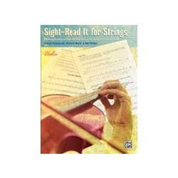 Image for Sight Read It for Strings (Violin) from SamAsh