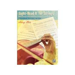Image for Sight Read It for Strings (Bass) from SamAsh