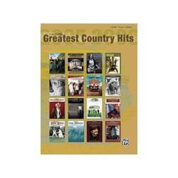 Image for 2005 2006 Greatest Country Hits (Piano/Vocal/Chords) from SamAsh