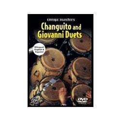 Image for Conga Masters Changuito and Giovanni Hidalgo Duets from SamAsh
