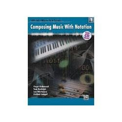 Image for MusicTech Series Book 1 Composing Music with Notation (Book and DATA CD) from SamAsh
