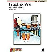 Image for The Last Days of Winter-Percussion Ensemble from SamAsh