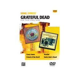 Image for SongXpress - The Grateful Dead (DVD) from SamAsh