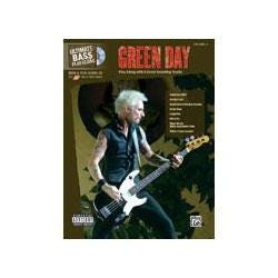 Image for Ultimate Play Along Bass Green Day (Book and CD) from SamAsh