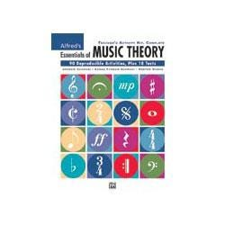 Image for Essentials of Music Theory Teacher's Activity Kit Complete from SamAsh