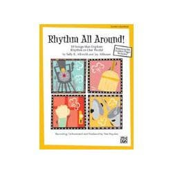 Image for Rhythm All Around (10 Rhythmic Songs for Singing and Learning) (Book and CD) from SamAsh